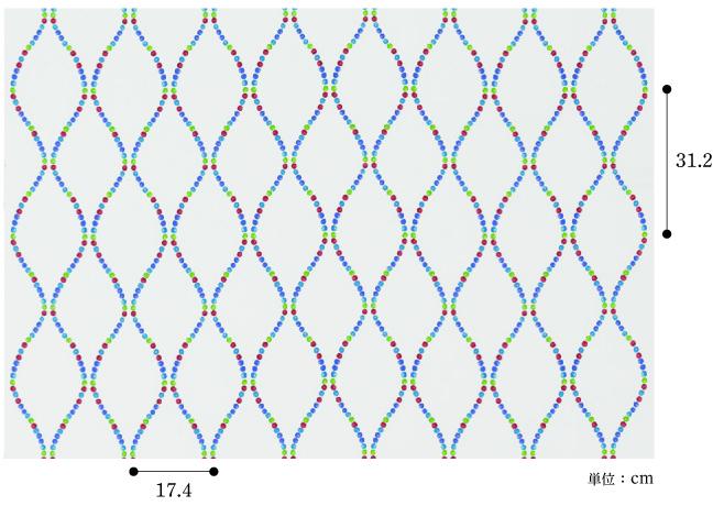 【ドレープ】FUJIE TEXTILE(フジエテキスタイル)/WORLD FABRICS(ワールドファブリックス)/WF3423MX(シャーロット)