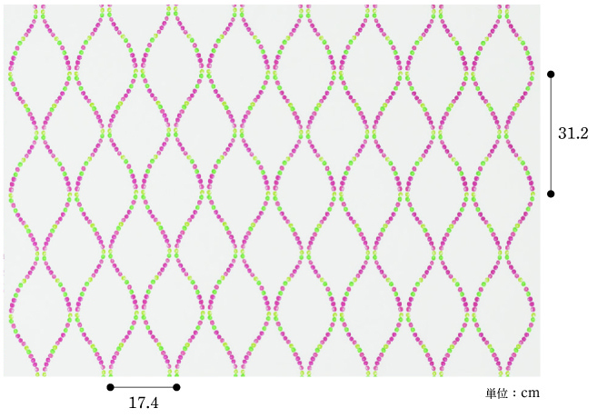 【ドレープ】FUJIE TEXTILE(フジエテキスタイル)/WORLD FABRICS(ワールドファブリックス)/WF3423PN(シャーロット)