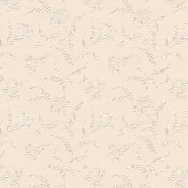【ドレープ】KAWASHIMA SELKON(川島織物セルコン)/Filo(フィーロ)/FF1154(イースターリリー�U)