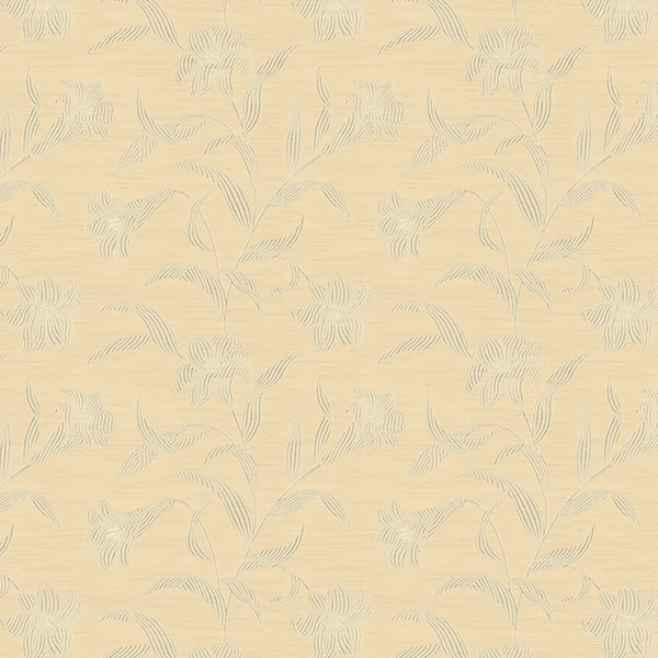 【ドレープ】KAWASHIMA SELKON(川島織物セルコン)/Filo(フィーロ)/FF1155(イースターリリー�U)