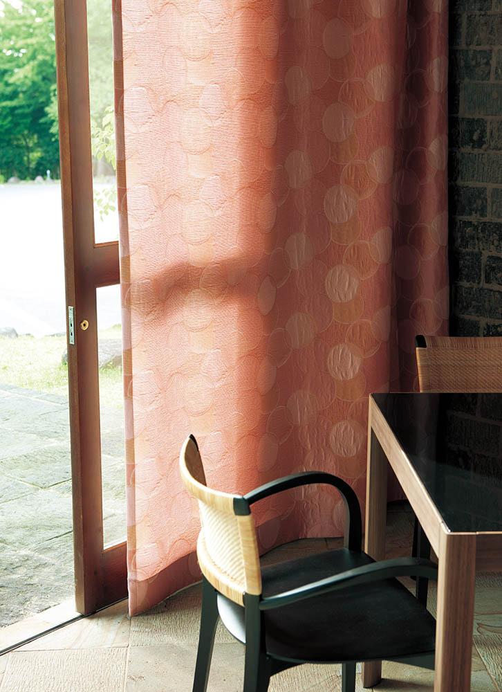 【ドレープ】KAWASHIMA SELKON(川島織物セルコン)/Filo(フィーロ)/SH9955(ナタンテ)