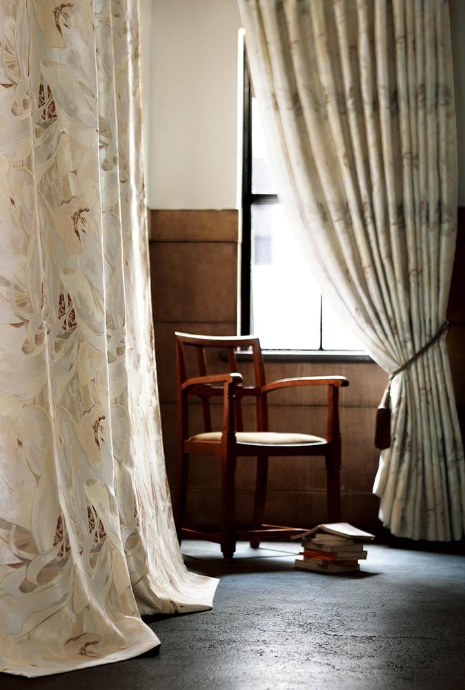 【ドレープ】KAWASHIMA SELKON(川島織物セルコン)/Filo(フィーロ)/SH9971(イジェーア)