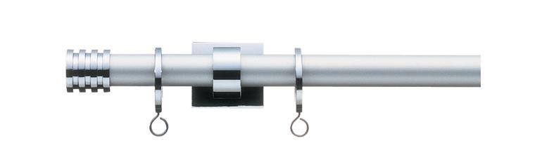 【レール】TOSO(トーソー)/curtain rail(カーテンレール)/gracefinos-msc310(グレイスフィーノ19(シングル)ミストシルバー/Cセット3.1m)